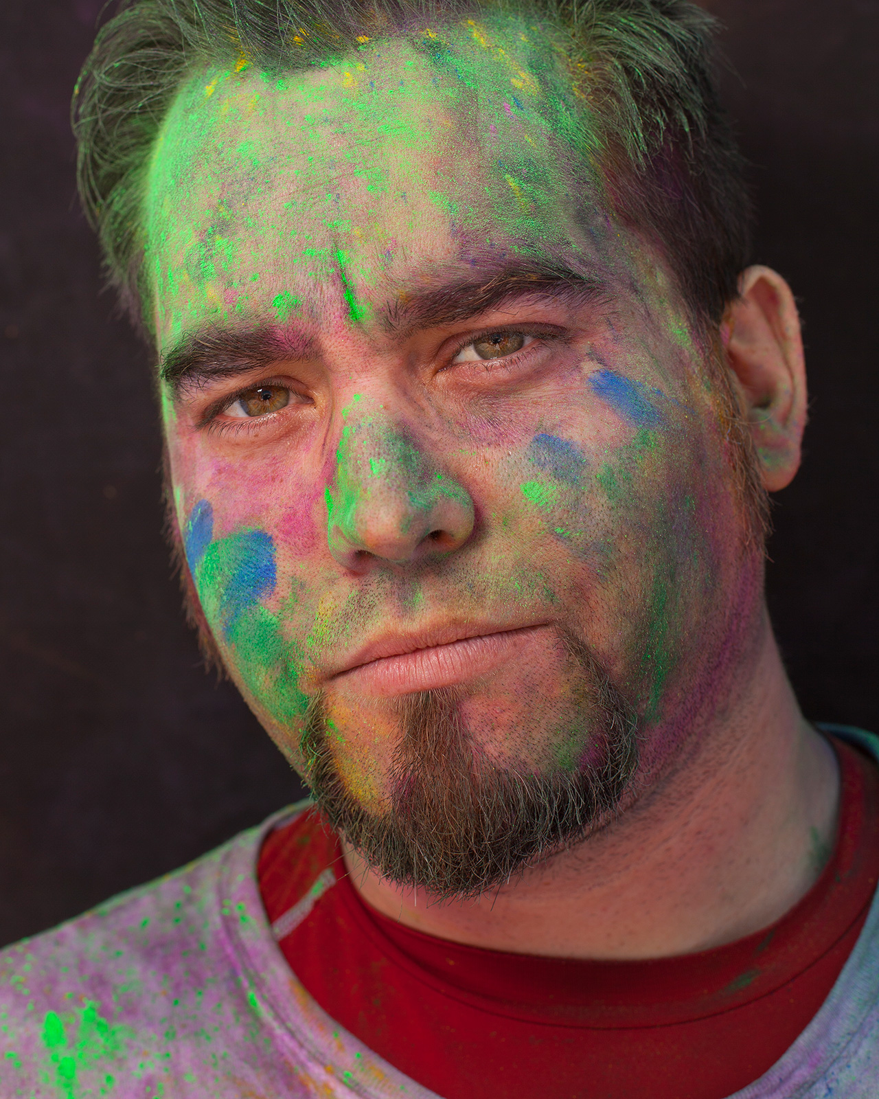 RETRATO PSICOLÓGICO: EL COLOR por Carlos Escolástico