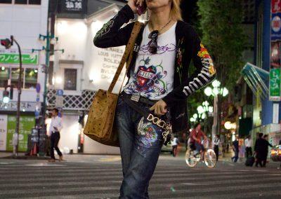 Tokyo Host by Carlos Escolástico