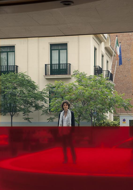 Marina Garcés (2017) por Carlos Escolástico