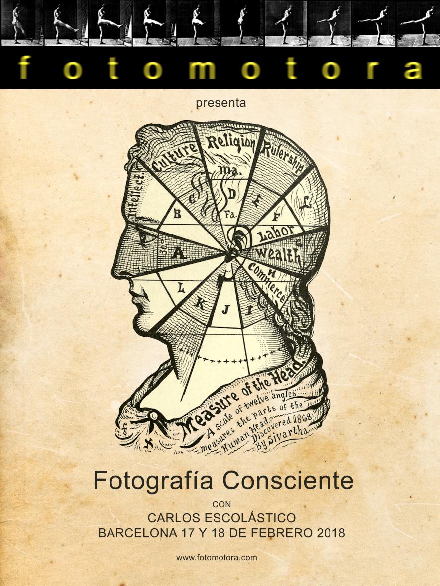 FOTOGRAFÍA CONSCIENTE